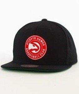 Mitchell & Ness-Atlanta Hawks Wool Solid Snapback NL99Z Black