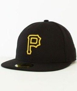 New Era-Diamond Pittsburgh Pirates Czarna/Złota