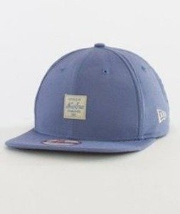 New Era-Oxford New Era Patch Snapback Blue