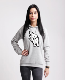 Damskie bluzy skatehip hop | Sklep Unhuman Streetwear