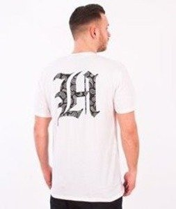 The Hundreds-Old H Paisley T-Shirt White