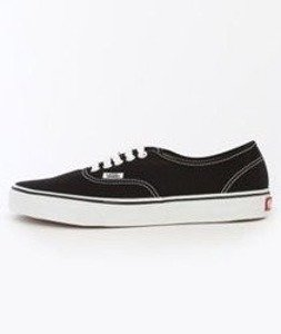 Vans-Authentic Black