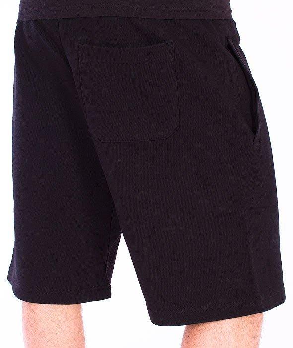 Carhartt-College Sweat Short  Black/White