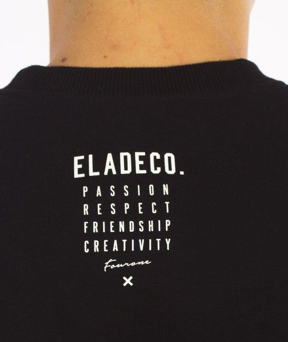 Elade-Icon Bluza Black