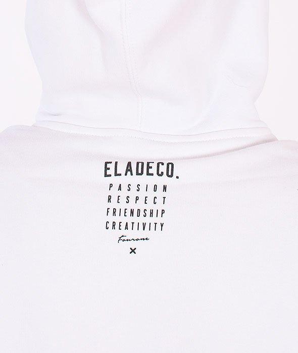 Elade-Icon Kaptur Biały