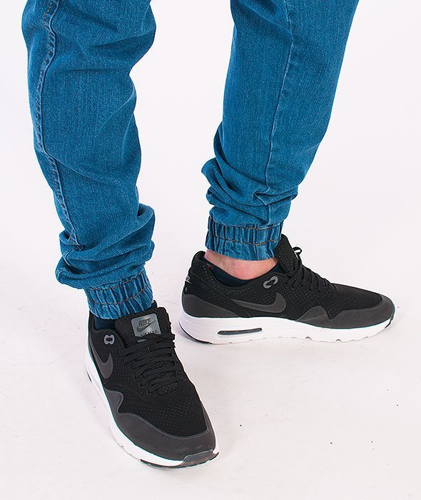 Elade-Jogger Denim Light Blue