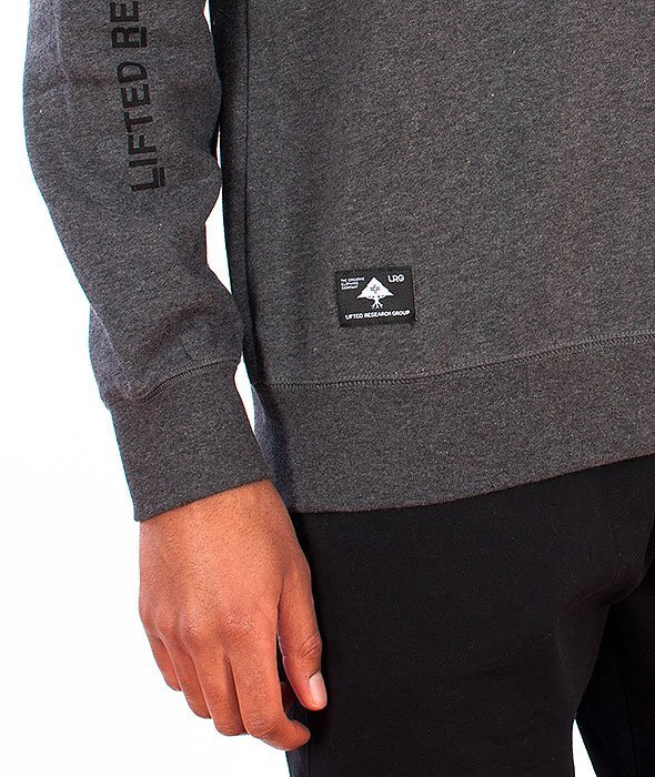 LRG-One Icon Crewneck Grey