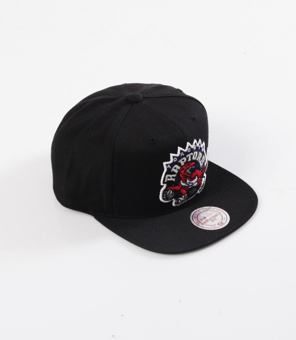 best choice buy online lowest price Mitchell & Ness- Wool Solid Snapback - NBA - Toronto Raptors ...