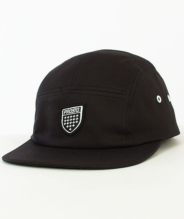 Prosto-Fatcap Cover 5-Panel Czarny