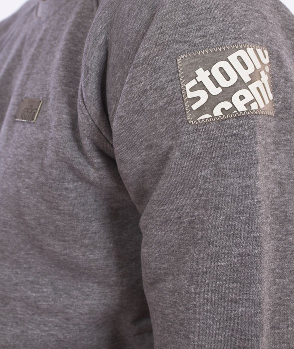 Stoprocent-Steel Bluza Szara