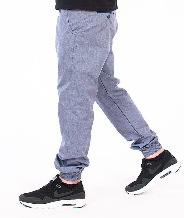 Turbokolor-Trainer Chino Blue/Grey SS16