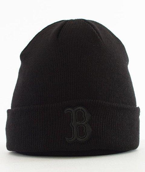 47 Brand-Boston Red Sox Czapka Zimowa Czarna