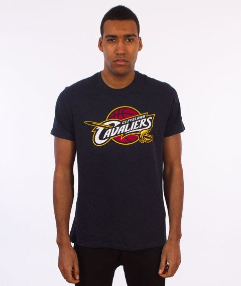 47 Brand-Cleveland Cavaliers T-Shirt Grafitowy
