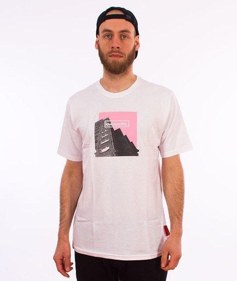 Alkopoligamia-Loveyourlife T-Shirt Róż