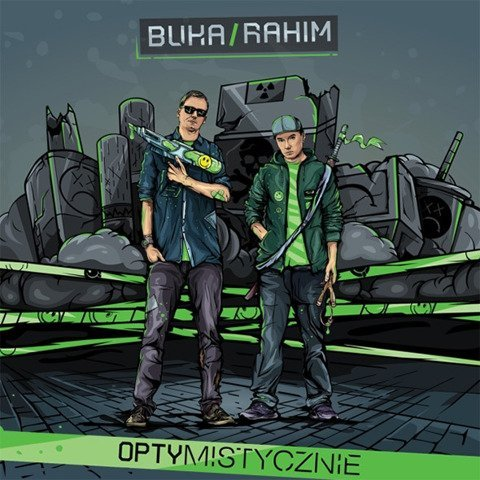 BUKA/RAHIM-Optymistycznie CD