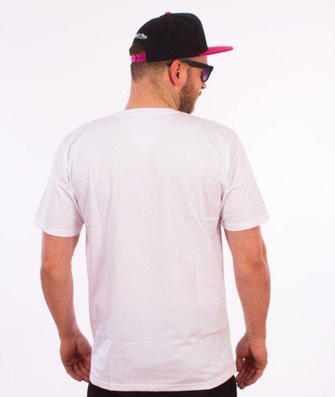 Backyard Cartel-Cartel T-Shirt Biały