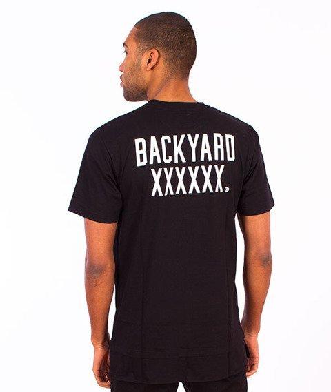 Backyard Cartel-Coach Long T-Shirt Black