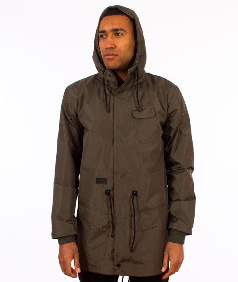 Backyard Cartel-Immortal Jacket Parka Khaki