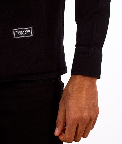 Backyard Cartel-Immortal Shirt Koszula Czarna