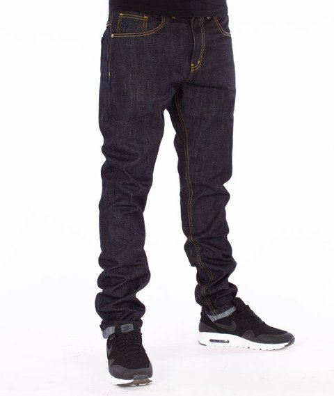 Backyard Cartel-Jeans Back Antyfit Raw Spodnie