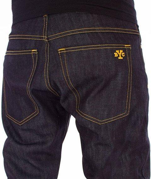 Backyard Cartel-Jeans Back Antyfit Raw Spodnie