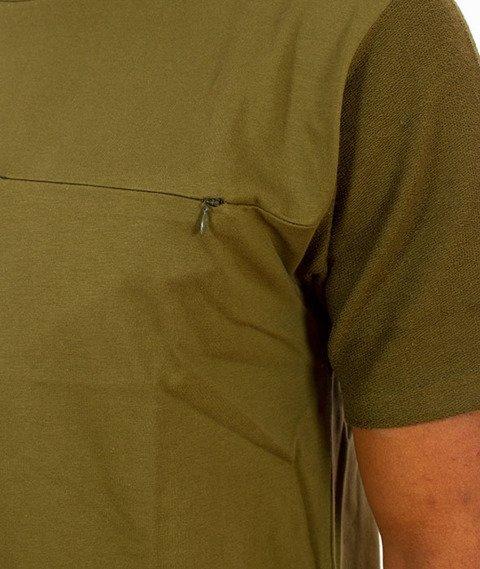 Backyard Cartel-Swish T-Shirt Khaki