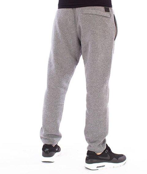 Biuro Ochrony Rapu-Bor New Outline Spodnie Dresowe Ciemny Szary