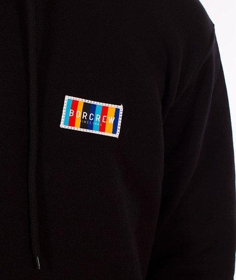 Biuro Ochrony Rapu-Colors Bluza Kaptur Czarna