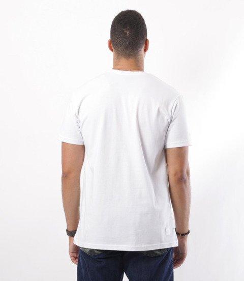Biuro Ochrony Rapu-Crew T-shirt Biały