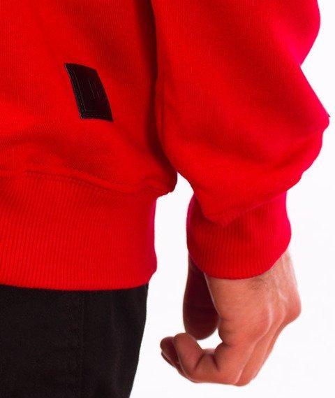 Biuro Ochrony Rapu-Flaga Bluza Czerwona