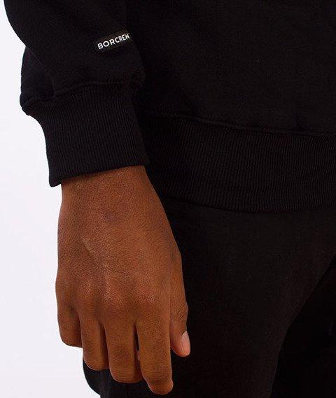 Biuro Ochrony Rapu-Glitch Bluza Czarna
