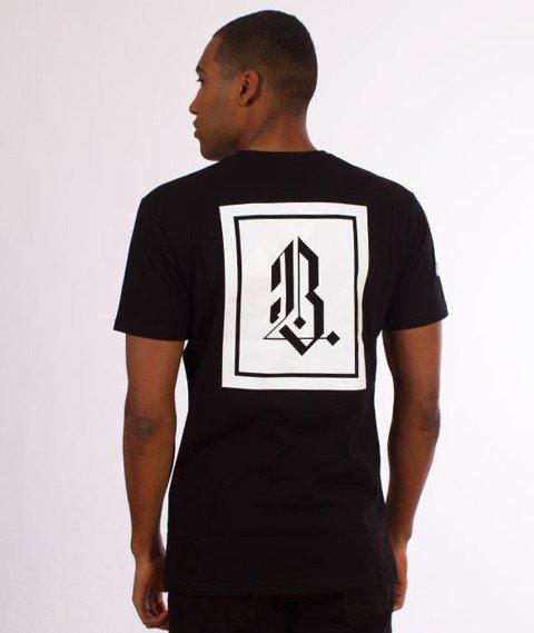 Biuro Ochrony Rapu-Gotyk T-shirt Czarny