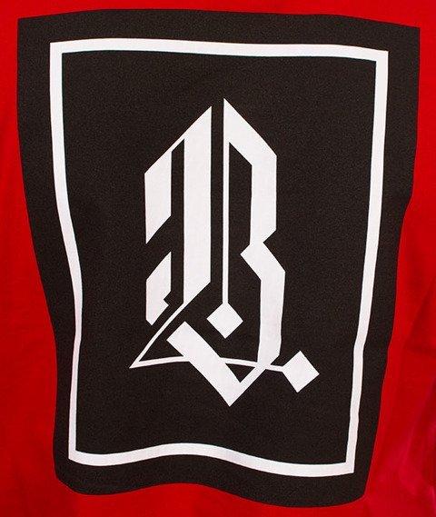 Biuro Ochrony Rapu-Gotyk T-shirt Czerwony