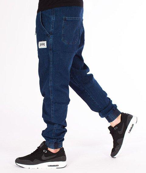 Biuro Ochrony Rapu-Jogger Fit Guma Strecz Spodnie BOR New Medium