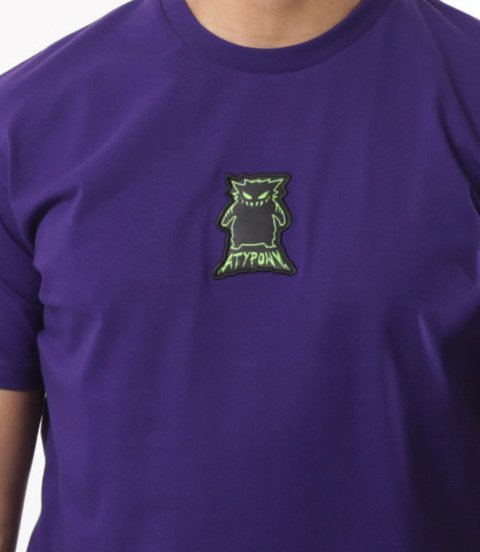 Biuro Ochrony Rapu-Młody Simba T-shirt Fiolet