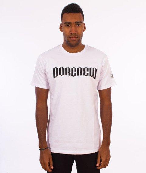 Biuro Ochrony Rapu-New Borcrew T-shirt Biały