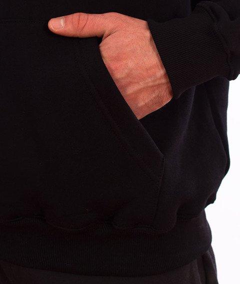 Biuro Ochrony Rapu-OKO New Bluza Kangurka Kaptur Czarny