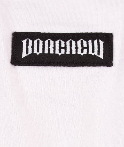 Biuro Ochrony Rapu-OKO New T-shirt Biały