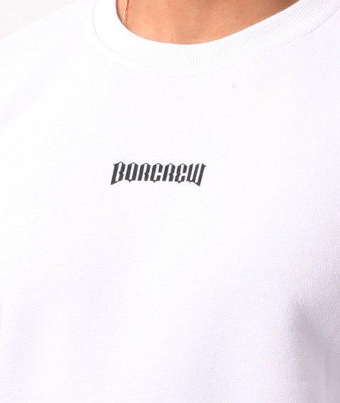 Biuro Ochrony Rapu-PRL Bluza Biały