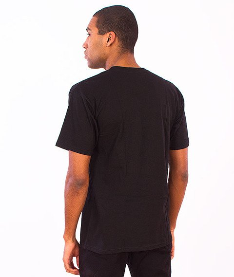 Black Scale-Circular Logic T-Shirt Black