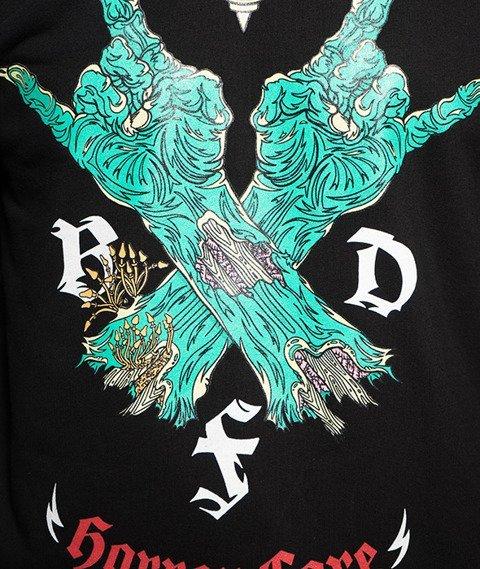 Brain Dead Familia-Horror Core Bluza Czarna