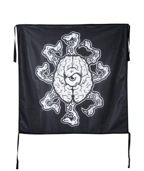 Brain Dead Familia OŚMIORNICA Flaga