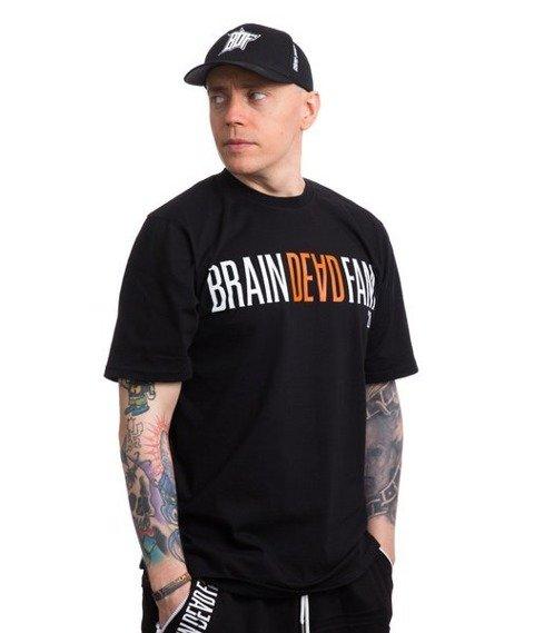 Brain Dead Familia SAMURAI BACK T-Shirt Czarny
