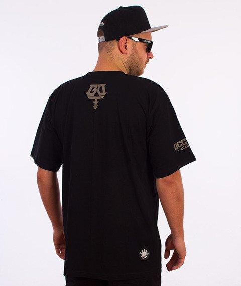Brain Dead Familia-Samurai T-shirt Czarny