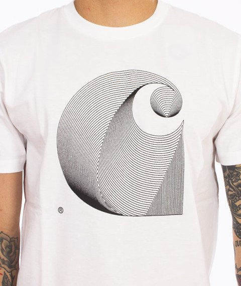 Carhartt-Dimensions T-Shirt White