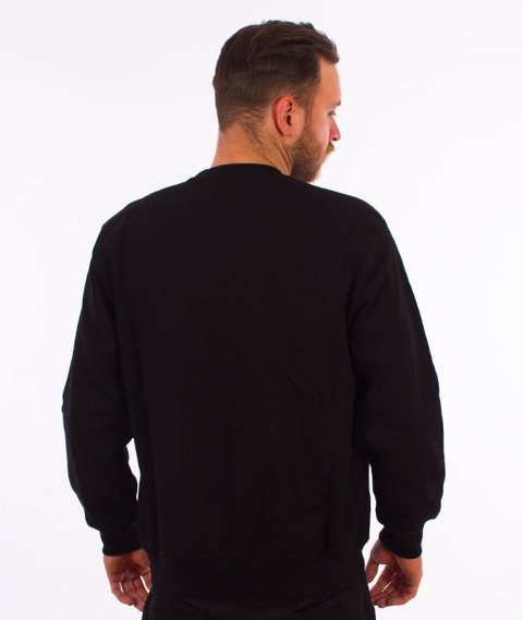 Carhartt-Heavy Sweat Bluza Black/Wax
