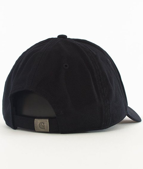 Carhartt-Major Cap Snapback Black