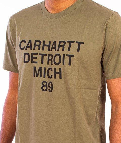 Carhartt-Mich T-Shirt  Bog/Black