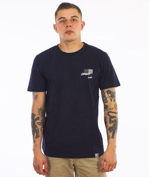 Carhartt-Pixel C T-Shirt Navy/White