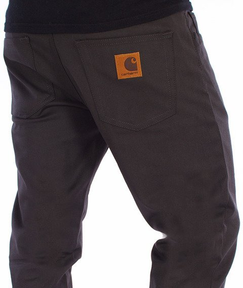 Carhartt-Rebel Pants Spodnie Eclipse Rigid Tapered Leg L32